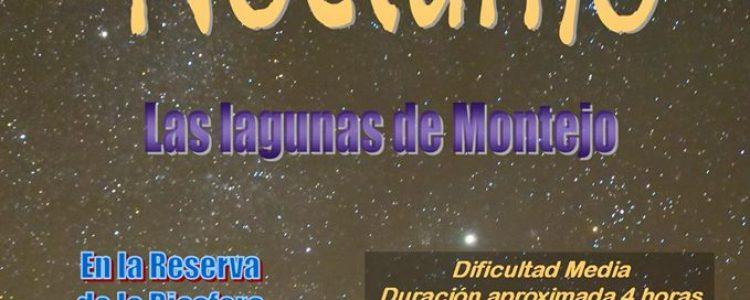 Actividades: Senderismo Nocturno en #SierraNorteDeMadrid<span class=