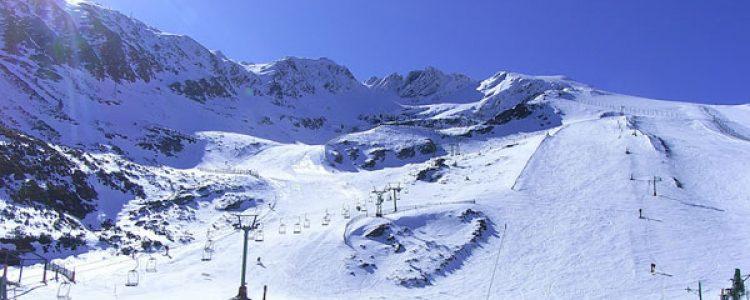 Estación de Ski La Pinilla<span class=