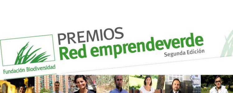 II Edición de los Premios Red Emprendeverde<span class=