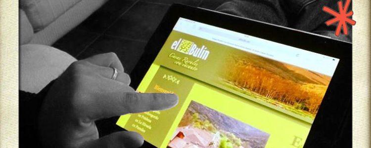 Reportaje de @LolaPicazo sobre las redes sociales y el turismo rural<span class=