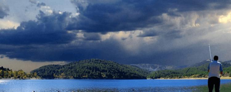 ¿Cómo pescar en la #SierraNorteDeMadrid?<span class=