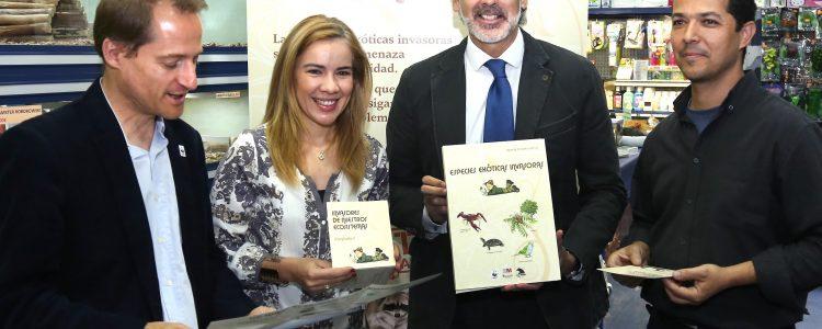 Medidas de Prevención con las especies exóticas que destruyen el equilibrio medioambiental<span class=