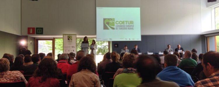 COETUR 2014, Congreso para propietarios de Turismo Rural<span class=