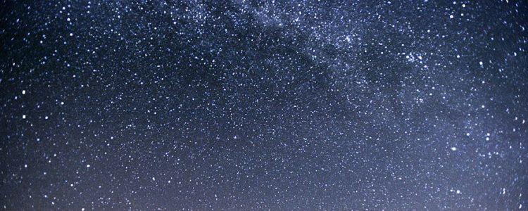 ¿Sabes porqué parpadean las estrellas?<span class=
