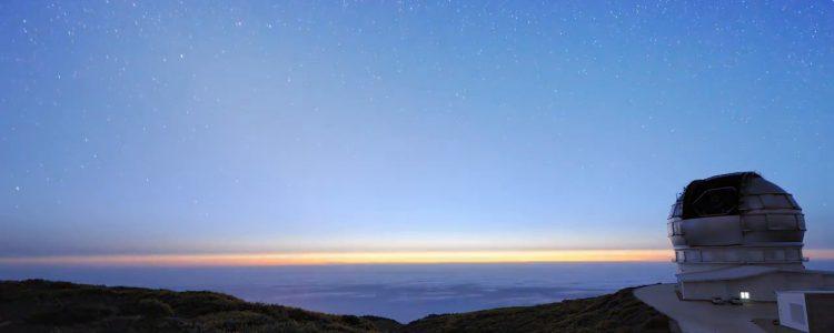 Disfruta del espectáculo que nos ofrece el cielo #Astronomia<span class=