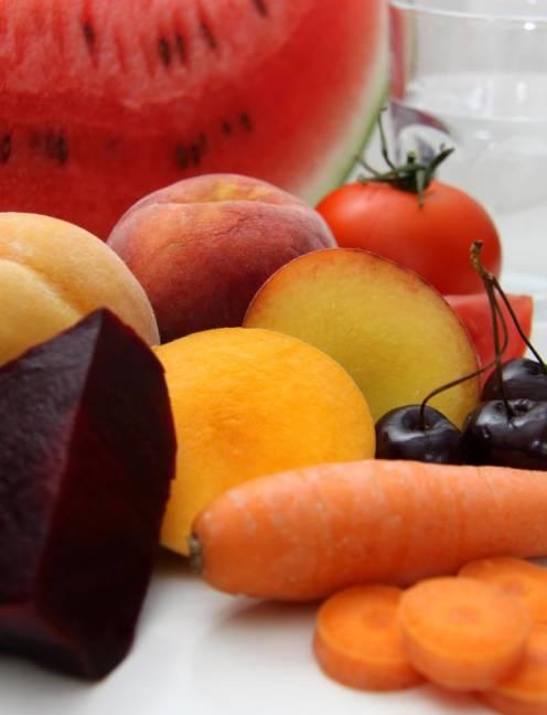 Woche Von Obst Und Gemuse In Die Mittelmeer Diat