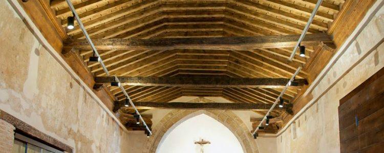 Culmina la musealización de la Iglesia de Prádena del Rincón con impresionantes hallazgos.<span class=
