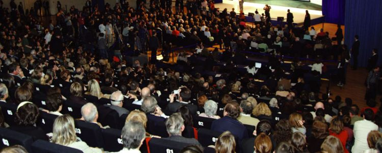 Madrid, destino en auge para el turismo de reuniones<span class=