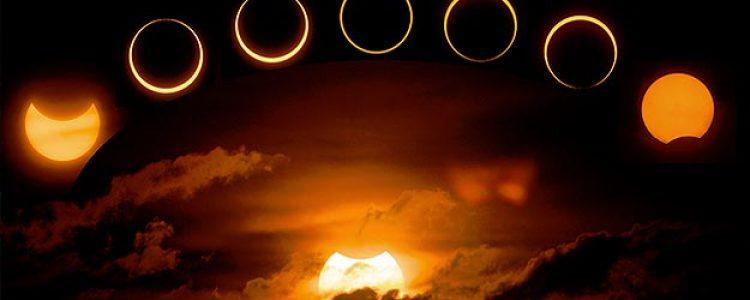 Apunten: Espectacular eclipse de Sol el 20 de marzo, consejos para observarlo.<span class=