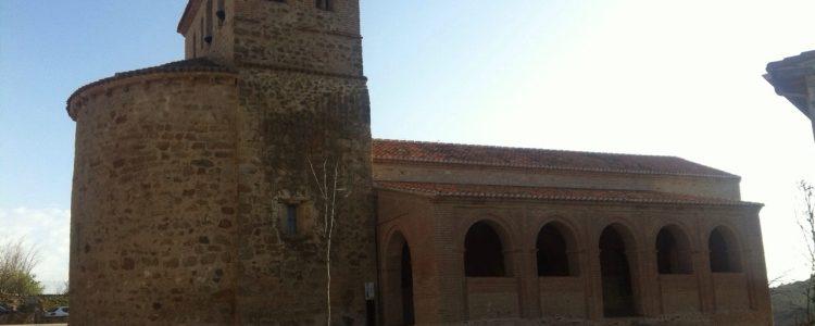 Presentación de la Restauración de la Iglesia de Prádena del Rincón<span class=