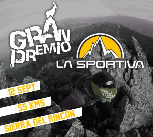 Gran Premio La Sportiva en la Sierra Del Rincón