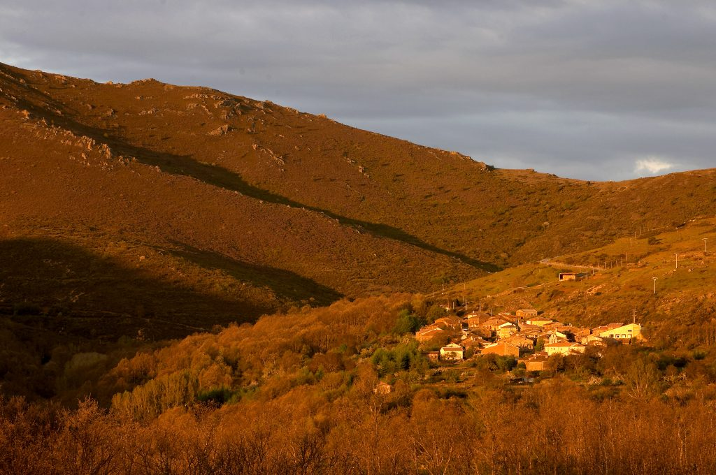 turismo rural sierra norte de madrid