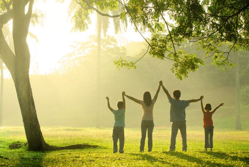 Disfruta de la naturaleza con niños