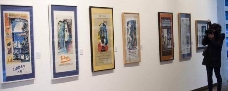 El Museo Picasso de Buitrago del Lozoya acoge una exposición con 46 obras del autor malagueño