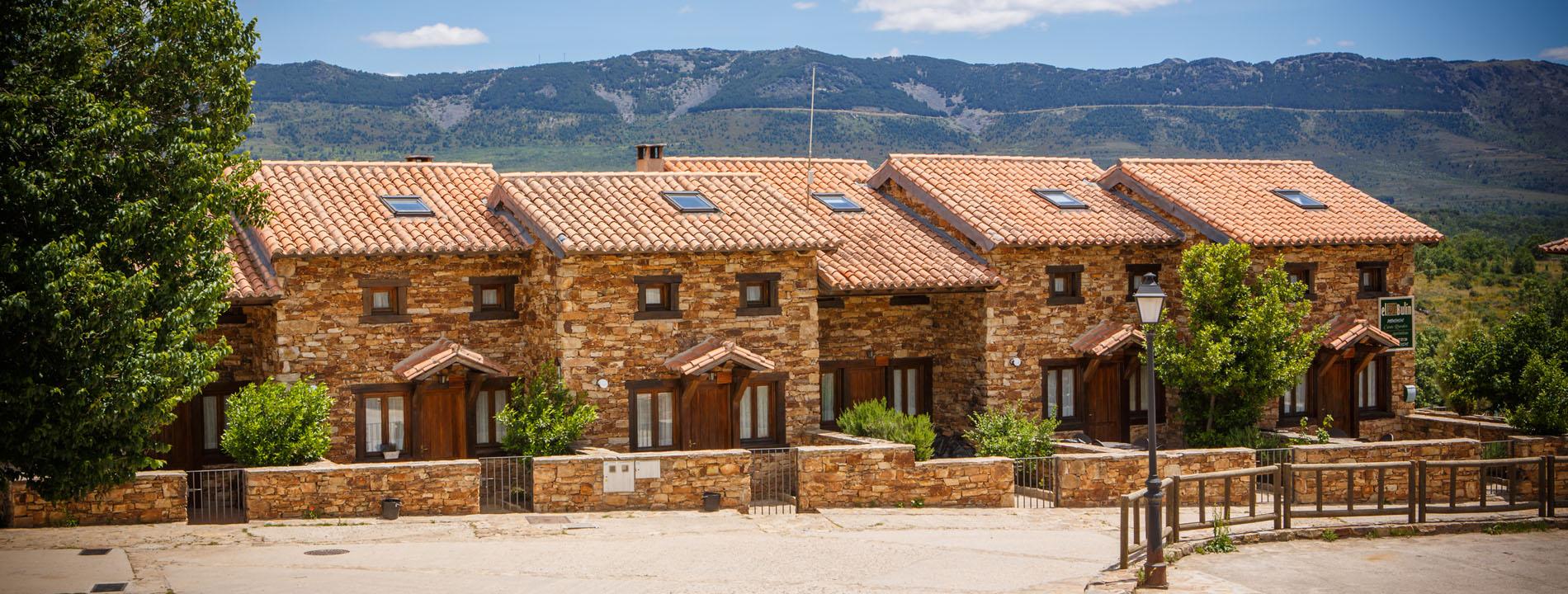 El bul n casas rurales con encanto en la sierra norte de madrid - Casa rurales en madrid ...