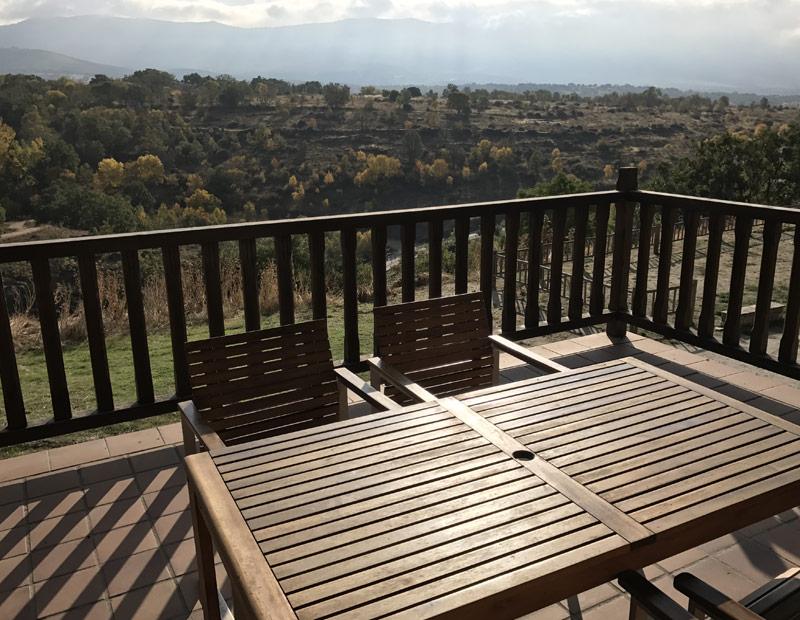 El bul n casas rurales con encanto en horcajuelo sierra norte de madrid - Casas rurales sierra de madrid con piscina ...