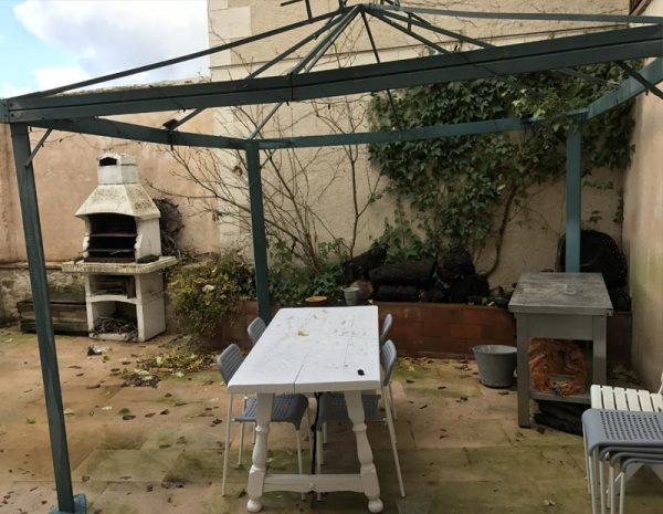 El bul n casas rurales completas con encanto en pedraza segovia - Casa patio del panadero ...