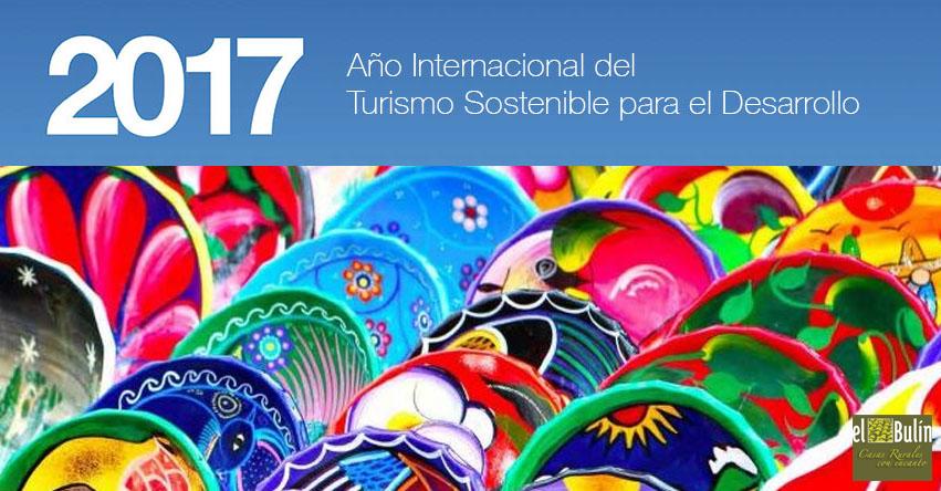 En el contexto de la Agenda 2030 y los ODS, cuyo alcance es universal, el Año Internacional debería fomentar un cambio en las políticas, las prácticas de empresa y el comportamiento de los consumidores para promover un sector turístico más sostenible.