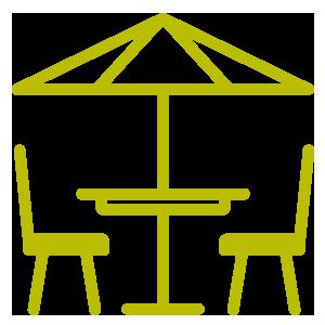 icono patio